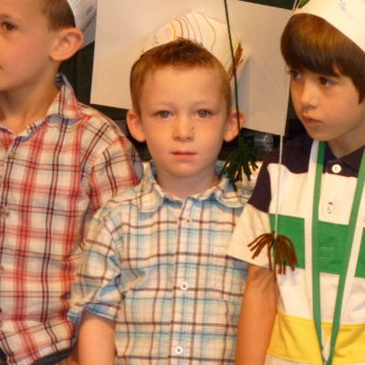 Pre-K Graduation: An Un-Necessary, But Enjoyable Activity