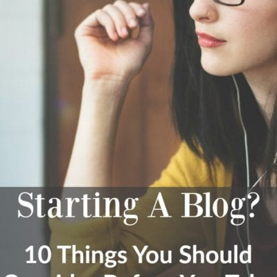 10 Things I've Learned from Having 7 Blogs in 6 Years.