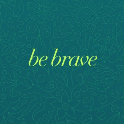 Be Brave and Guest Blog For Me