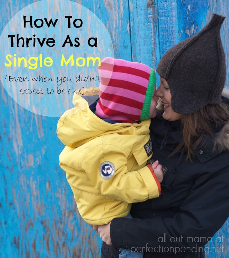 How to thrive as a single mom even when you didnt expect to be one text added to photo photo credit greenlandcom via photo pin cc ccuart Gallery