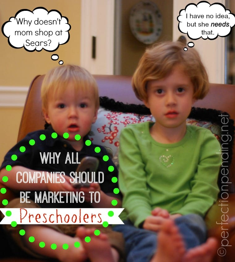 Why All Companies Should Be Marketing to Preschoolers
