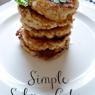 Simple Salmon Cakes