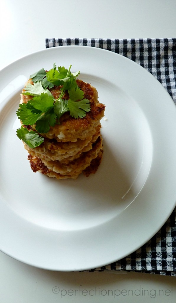 Simple Salmon Cakes That Even Your Kids Will Love