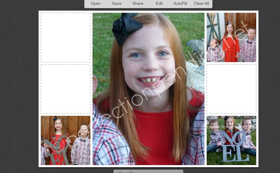 Start of PicMonkey Collage