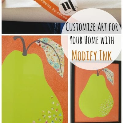 Customize Art For Your Home: Modify Ink Review