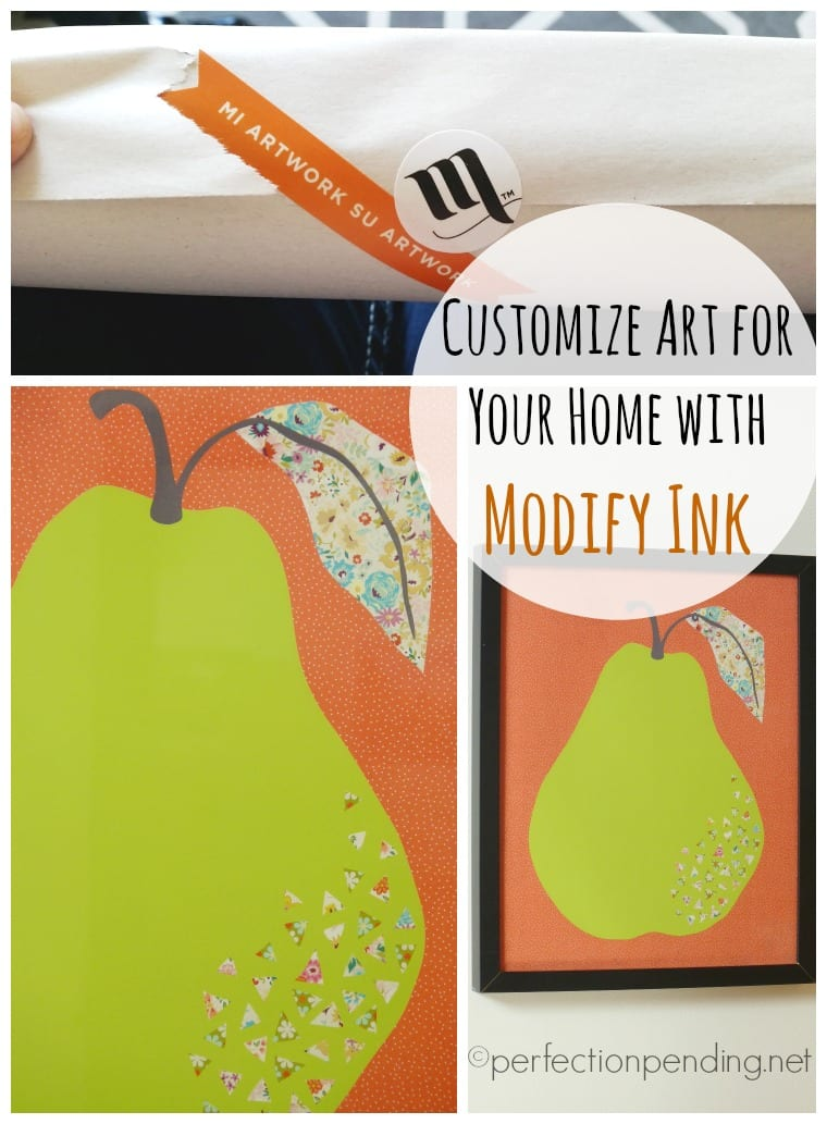 Modify Ink Review Customizable Art Work for Your Home!