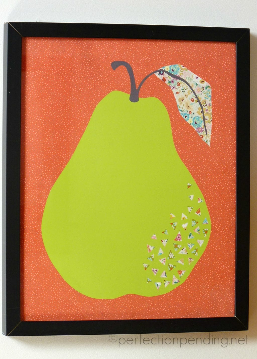 Pear Picture created at Modify Ink. Customize colors any way you want!
