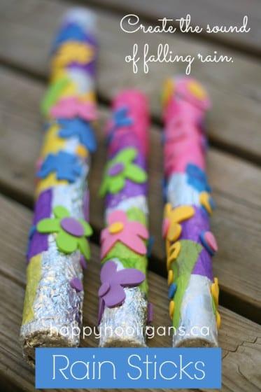 rain-sticks