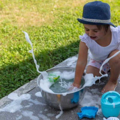 30+ Toddler Activities That Will Give You At Least 30 Minutes of Free Time
