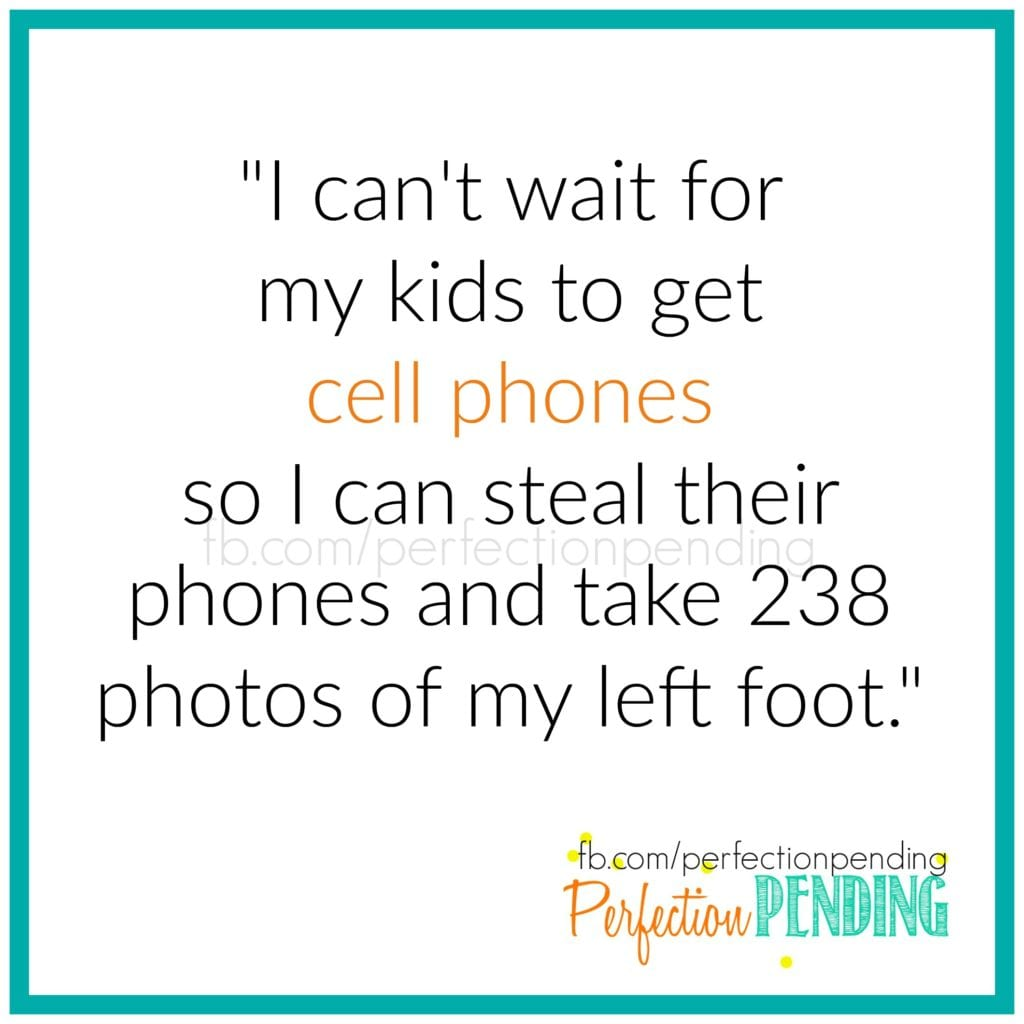 Steal kids cell phones memes