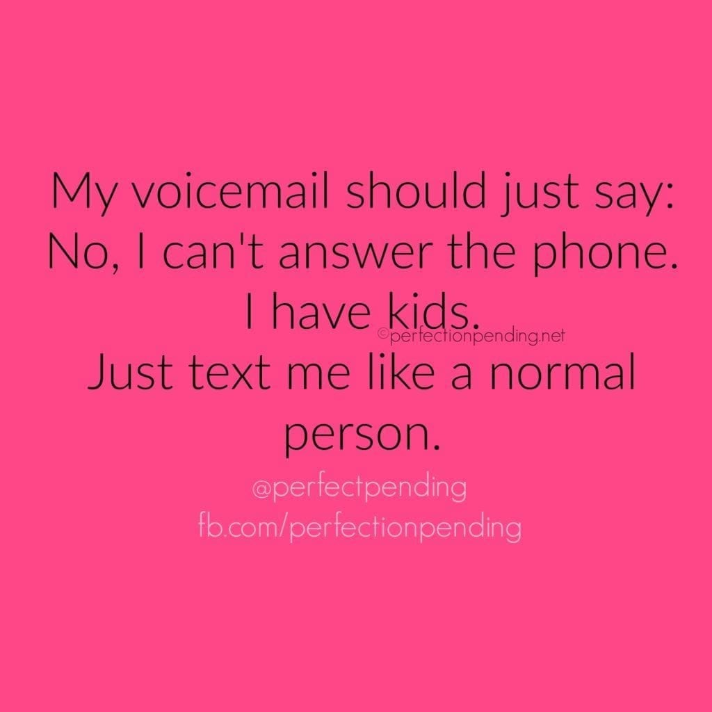 Voicemail Meme