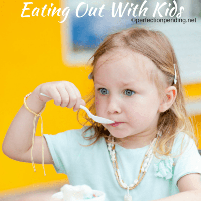 The 5 Stages of Grief Parents Experience When Eating Out With Kids