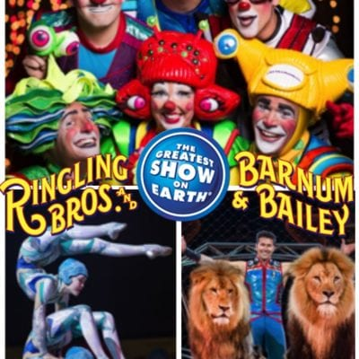 That Time We Took Our Crazy Circus to The Ringling Brothers Circus