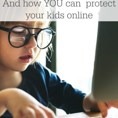 Kids and Pornography: The Statistics Every Parent Needs to Know And How You Can Protect Your Kids Online