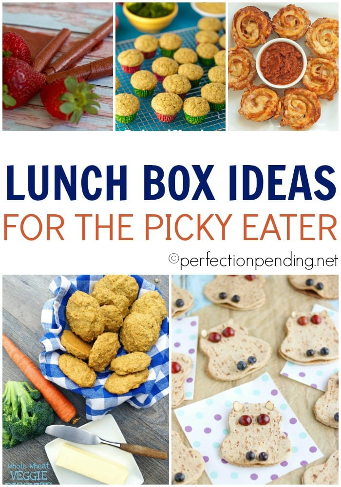 In Fact With A Little Planning You Can Make Packing Lunch For Your Picky Eater As Simple And Quick Any Other Packed Here Are Few Suggestions