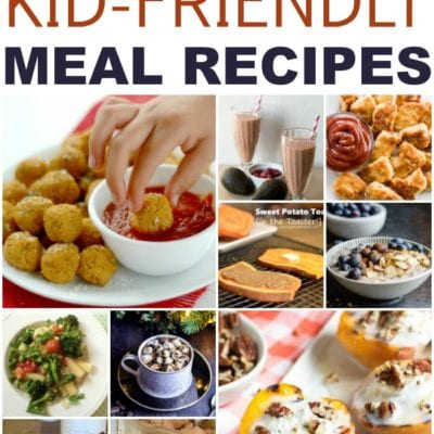 Dairy Free Kid Friendly Recipes for Every Meal