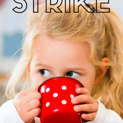 Why All Moms Should Go On Strike