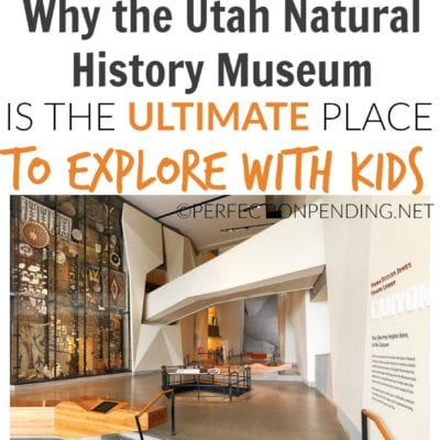 Why The Utah Natural History Museum Is The Ultimate Place to Explore With Kids