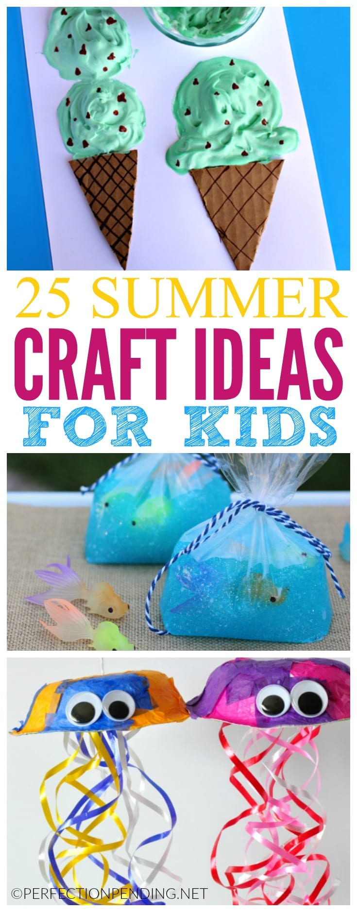 These Ideas Can Be Easily Adapted For Kids Of All Ages And Most Are Easy To Make With Just Supplies From Around Your Home The Cool Thing About This List