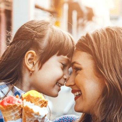 Seven Ways to Slow Down and Connect With Your Child