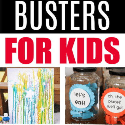 50 Summer Activities for Kids, ultimate list of summer boredom busters for Inside activities, outside activities, DIY summer crafts, learning activities &; travel activities. Get ready for loads of summer fun with these ideas! #boredombusters #summer #kidactivities #kidideas