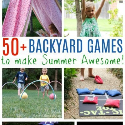 50+ Backyard Games to Make Your Summer Amazing