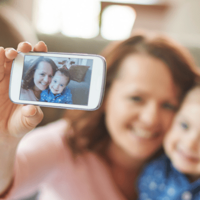 The Truth Behind Those Perfect Parenting Moments on Social Media