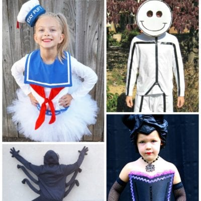 49 Easy DIY Halloween Costumes for Kids
