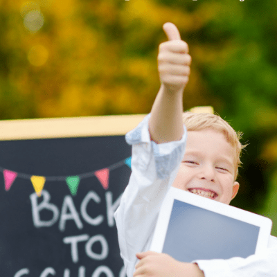 10 Reasons Why Back to School is REALLY the Most Wonderful Time of The Year