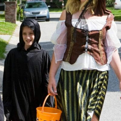 Halloween is For Teenagers Too. Here's Why I Love Seeing Them At My Door.