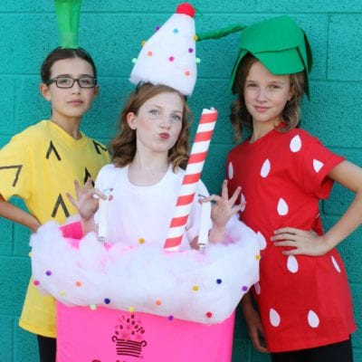 3 Fun & Fruity Costume Ideas for Tweens From Edible Arrangements