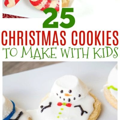 25 Christmas Cookie Recipes Perfect To Make With Kids