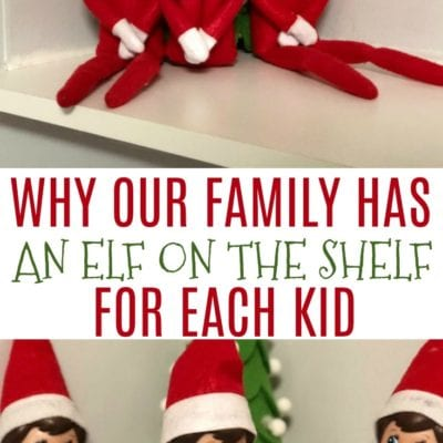 My Family Will NEVER Do An Elf On The Shelf — We Do Three