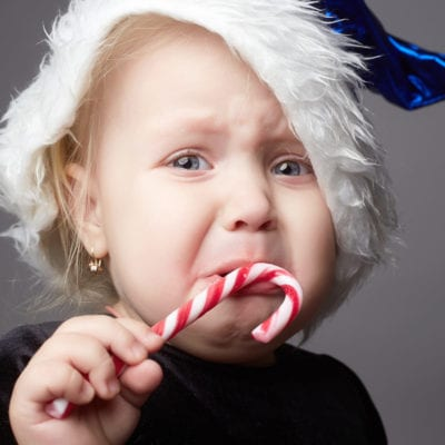 The Holidays With Toddlers: Fantasy Vs. Reality