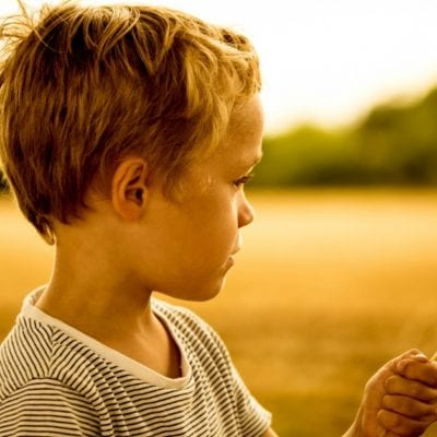 """Why I Kept Saying, """"He'll Outgrow It"""" About My Son's Sensory Issues"""