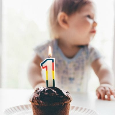 To My Baby Turning One – It Feels Like Yesterday
