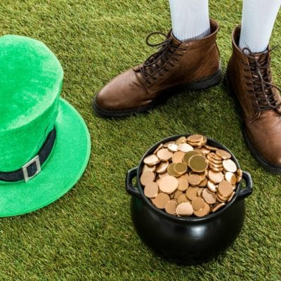 The Naughty Leprechaun Is Totally A Thing, And This Mom Isn't Falling For It