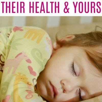 Put Your Kids To Bed Earlier, Because Science Says It's Good For Their Health & Yours