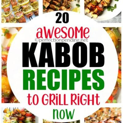 20 Awesome & Easy Kabob Recipes To Grill This Summer