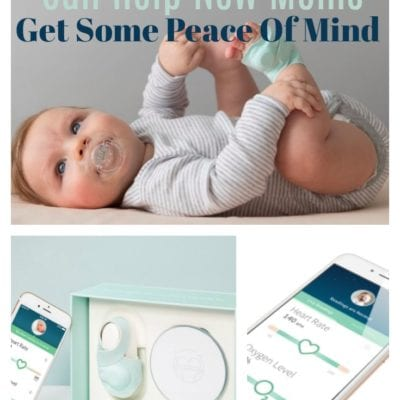 What It Felt Like Having Postpartum Anxiety & How The Owlet Smart Sock Can Give Parents Peace of Mind