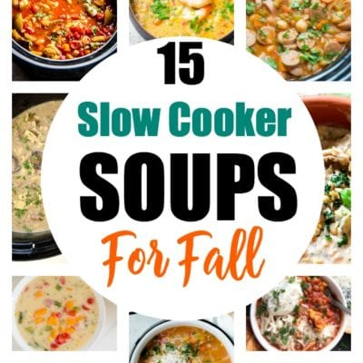 15 Crockpot Soup Recipes Perfect For Fall