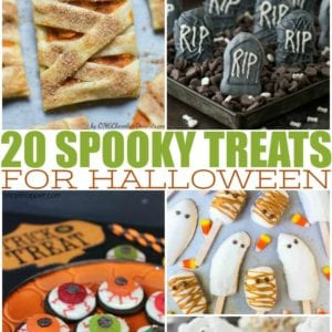 The Best Spooky Halloween Party Treat Ideas