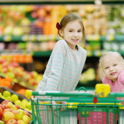Sanity Saving Tips To Make Shopping With Kids Easier