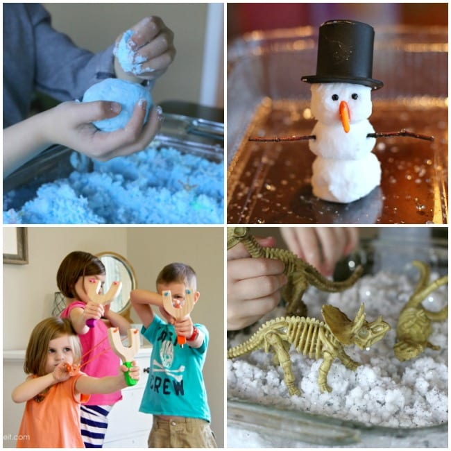 If you're looking for the perfect list of indoor activities for winter, spring or summer, this list has a ton of kid ideas that will keep your little ones happy and busy on a rainy, cold, or dreary day. These winter boredom busters are a great list of kid ideas that will make the whole family happy. #indooractivities #kidideas #kidactivities #winterideas #indooractivitiesforkids #boredombusters