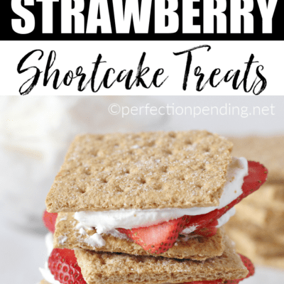 Reduced Fat Low Calorie Strawberry Shortcake Dessert