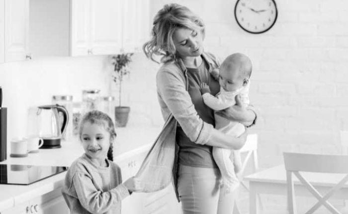 Motherhood can be miserable. It consists of a lot of patience, hard work, and discipline. But, the truth is, being a mom means your miserable in the best possible way. Love this! #momlife #Motherhood #perfectionpending #miserable #realmoms