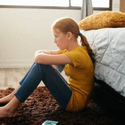 To My Kid That Feels Really Alone