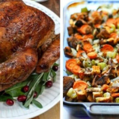 15 Recipes For A Delicious Gluten-Free Thanksgiving